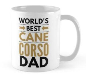 Cane Corso gift mug present idea