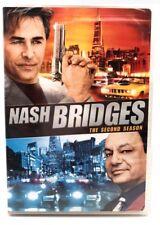 Nash Bridges The Second Season DVD