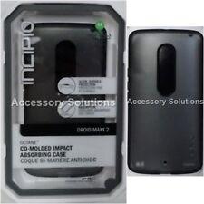 Incipio Octane Motorola Droid MAXX 2 (2015) Verizon Case Cover Frost / Black