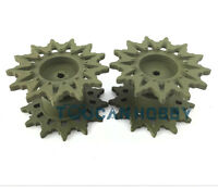 HengLong 1/16 Scale M4A3 Sherman RC Tank 3898 Plastic Sprockets Driving Wheels