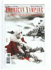 Vertigo Comics American Vampire Lord Of Nightmares #4 NM Oct 2012