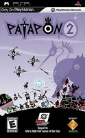 Patapon 2 (Sony PlayStation PSP) BRAND NEW - FREE SHIPPING™