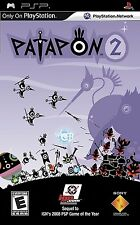 PSP Patapon 2 (Sony Playstation, 2009) BRAND NEW SEALED - FREE SHIPPING