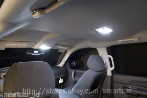 LED Map Room Trunk License Light for 2014 2015 2016 Hyundai Accent