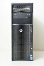 HP Workstation Z620 XEON Six-Core E5-2620 v2 480GB SSD 16GB Ram Windows 10