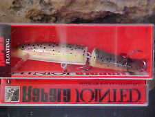 Rapala Jointed Minnow J11 TR  BROWN TROUT for Bass/Pike/Walleye/Trout/Pickerel