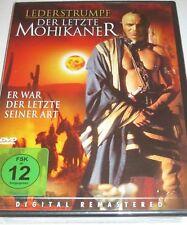 Lederstrumpf - Der letzte Mohikaner - DVD/NEU/OVP/Western