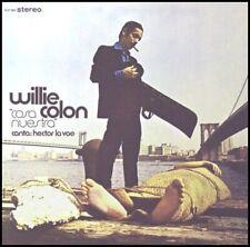 WILLIE COLON & HECTOR LaVOE sealed COSA NUESTRA Fania LP critical masterpiece