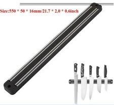 """22"""" Long Magnetic Knife Scissor Rack Holder Storage Bar Shelf Kitchen Tools Us"""
