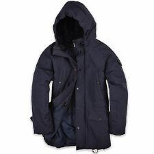 Carhartt Herren Jacke Jacket Gr.M Anchorage Parka Navy Blau 105931