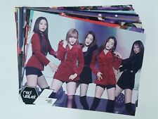[K-POP] Red Velvet Goods Photo Poster 12 Sheets & Sticker 1 Sheet - A3 Size