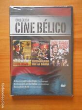 DVD A LA CAZA DEL LOBO ROJO / EMBOSCADA EN LA BAHIA / ESCUADRON 633 - SLIM (5R)