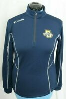 New Marquette University Golden Eagles Embroidered 1/4 Zip Pull Over Women's M