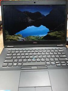 DELL LATITUDE E7470 ULTRABOOK CORE I5-6300U NO HDD 12GB RAM NO O.S