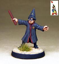 Painted 28mm Copplestone Castings' Boy Wizard (Bugsda)