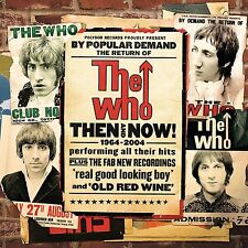 The Who - Then And Now - Best Of / POLYDOR RECORDS CD 2004 OVP