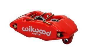 Wilwood 120-12949-RD DPHA (DynaPro  fits Honda/Acura) Calipers & Brake Kit