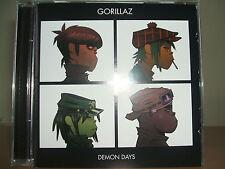 GORILLAZ - Demon Days CD NEW 2005 Parlophone