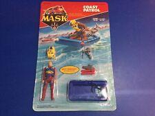 m.a.s.k mask Kenner Matt tracker Coast Patrol carded Moc Figure  toy Case Fresh