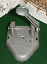 Vintage Wilson Jones Marvel Two Hole Paper Punch Made in Usa Metal Chicago