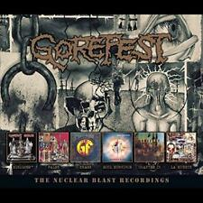 GOREFEST-NUCLEAR BLAST RECORDINGS (UK IMPORT) CD NEW