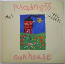 "12"" DE**MADNESS - OUR HOUSE (STIFF RECORDS '82)***22257"