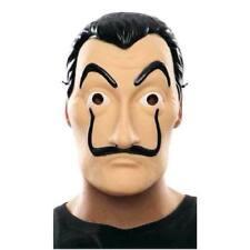 "La Casa De Papel"" Face Mask ""Salvador Dali"" Cosplay Movie Mask"