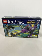 MISB Lego Technic 8268 Scorpion Attack Cyber Slam  Retired 1999