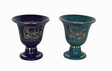 Pythagoras cup Dionysus blue petrol two quality cups