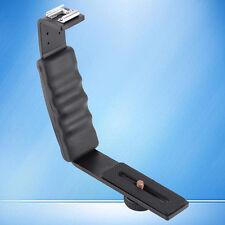 Photography Video Flash Camera Grip L Bracket Holder