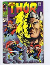 Thor #158 Marvel 1968