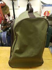 Wellington Boot Bag Mens Womens Wellies Riding Boots Footwear Green Storage Bag
