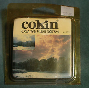 Cokin A Series 133 Gradual Yellow Y2 (A133) Filter New