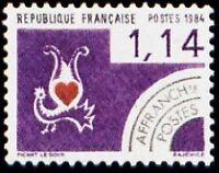 "FRANCE PREOBLITERE TIMBRE STAMP N°182 ""CARTES A JOUER, COEUR"" NEUF xx TTB"