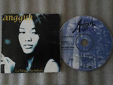 CD-ANGGUN-LA NEIGE AU SAHARA-SELAMANYA-AU NOM DE LA LUNE-(CD SINGLE)1997-3TRACK