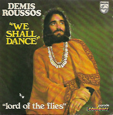 "DEMIS ROUSSOS - We Shall Dance - 7"" - Philips - 6118006 - 1971 - Pop - France"