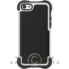 Ballistic SG MAXX Case-Apple iPhone 5C/i5C/Lite Black/White Cover Shell Protect