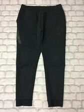 NIKE MENS UK XL BLACK TECH FLEECE JOGGERS TRACK PANTS RRP £75 LD