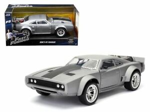 1:24 Dom's Ice Dodge Charger -- Fast & Furious JADA