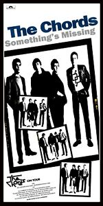 """Reproduction Alternate """"The Chords - Something's"""" Poster, Size: 12"""" x 24"""""""