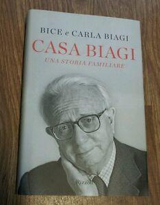 Casa Biagi una storia familiare Rizzoli