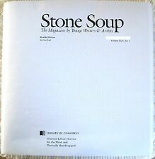 Stone Soup - March 2018 (Braille for the blind)