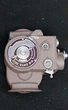 Cine Elmo 8-A 8mm Movie Camera Cine-Nikkor 1:1.9 f=13mm lens included