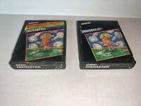 Atari 2600 VCS ZiMag Cartridge Dishaster - Tested!!