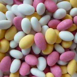 Sugared Almonds - 1kg - Perfect for weddings