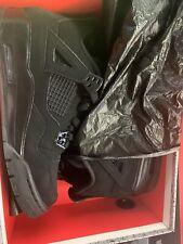 New Air Jordan 4 Retro Black Cat (2020) Men's Size 7 - MM0330