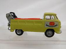 eso-9520Corgi Toys 1:43 Volkswagen T1 Abschleppwagen,