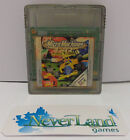 GBC Nintendo Gioco Game Boy GameBoy Color EUR - MICROMACHINES 1 AND 2 TWIN TURBO