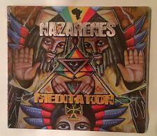 Nazarenes 'Meditation' CD I Grade Records (2012) Roots Reggae Brand New Sealed