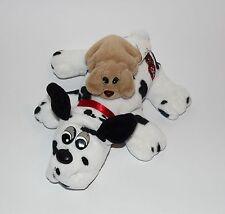 2x Pound Puppies Mama Baby Wauzi Tonka 90er Jahre Plüsch Stofftier Kuscheltier 9